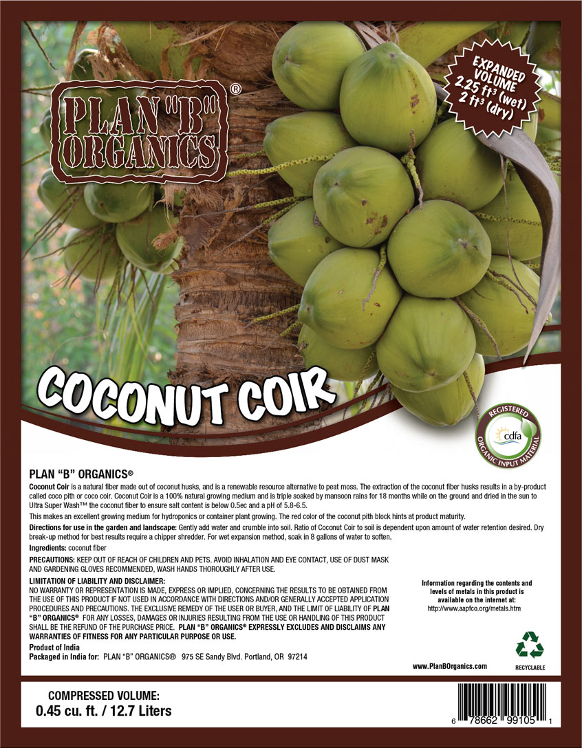 coconut coire
